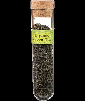 Tea Tubes: Organic Green Tea