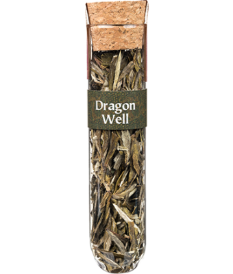 Tea Tubes: Organic Dragon Well