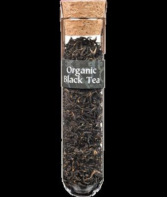Tea Tubes: Organic Black Tea