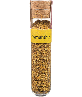 Tea Tubes: Osmanthus