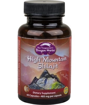 High Mountain Shilajit