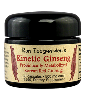 Kinetic Ginseng 30 cap