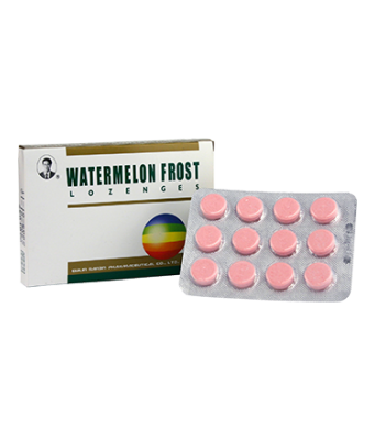 Watermelon Frost Lozenges