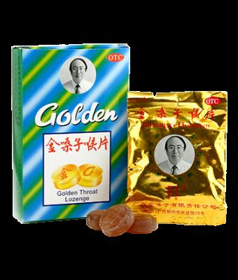 Golden Throat Lozenges