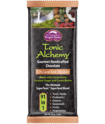 Tonic Alchemy Chocolate Bar