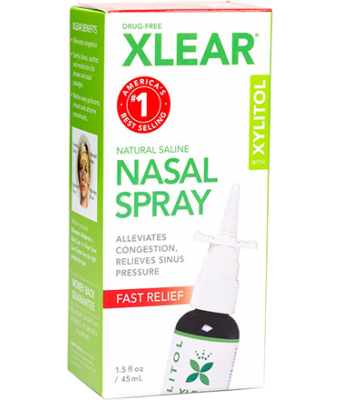 Xlear Nasal Wash Spray