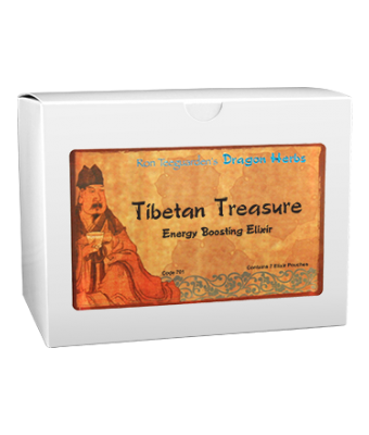 Tibetan Treasure in Retort Pouch