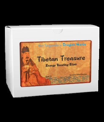 Tibetan Treasure in Retort Pouch