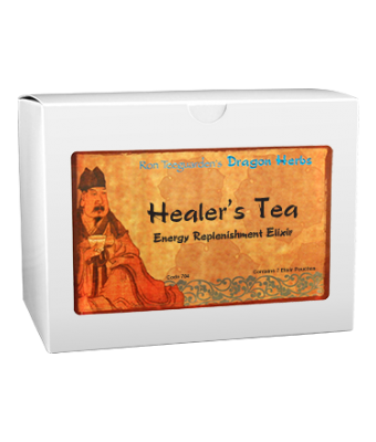 Healer's Tea in Retort Pouch
