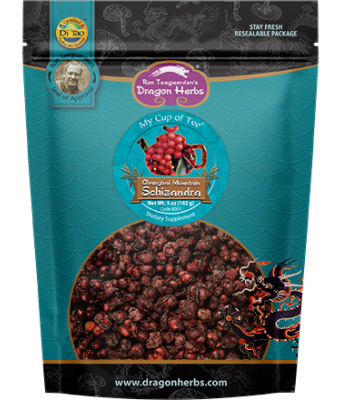 Changbai Mountain Schizandra Fruit 5 oz.