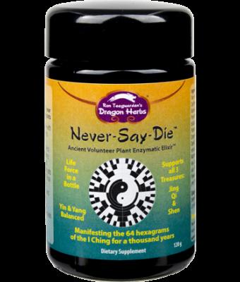 Never-Say-Die Syrup