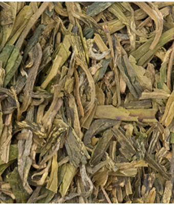 Organic Dragon Well Green Tea