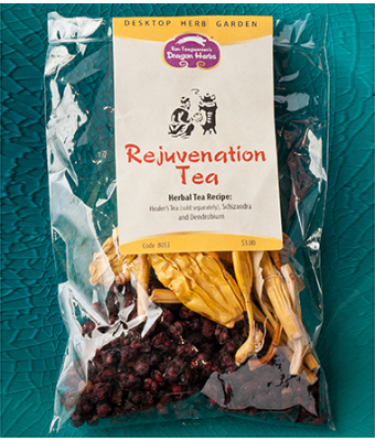 Rejuvenation Tea Herb Pack