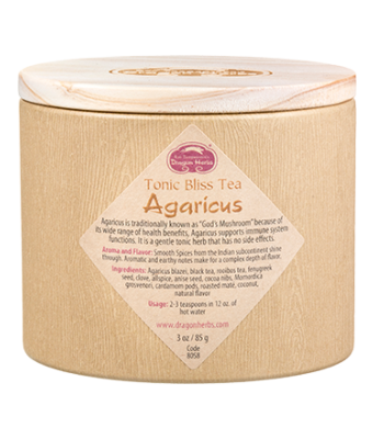 Agaricus Tonic Bliss Tea