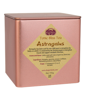 Astragalus Tonic Bliss Tea
