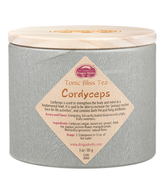 Cordyceps Tonic Bliss Tea