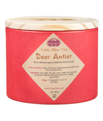 Deer Antler Tonic Bliss Tea