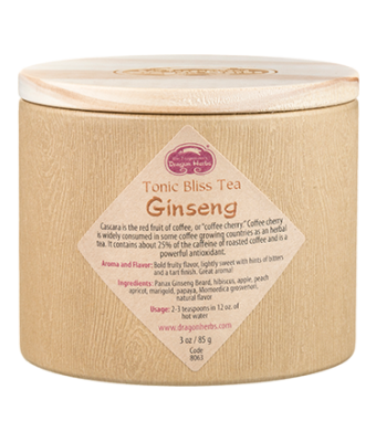 Ginseng Tonic Bliss Tea