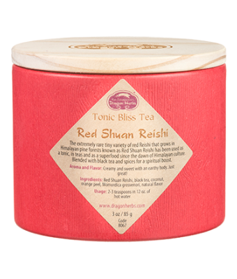 Red Shuan Reishi Tonic Bliss Tea