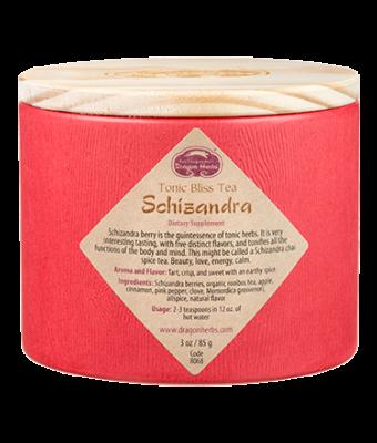 Schizandra Tonic Bliss Tea