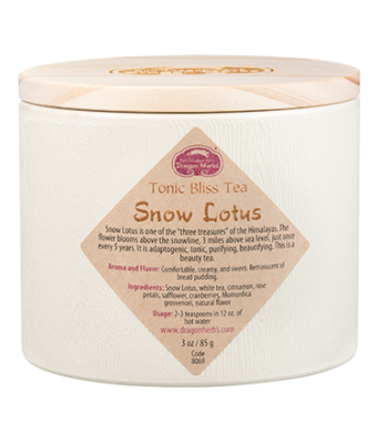Snow Lotus Tonic Bliss Tea