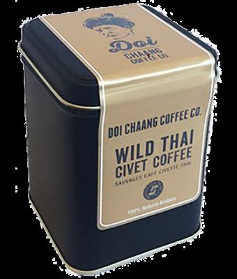 Doi Chaang Wild Thai Civet Coffee