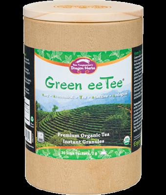 Green eeTee 30 Stick Pack