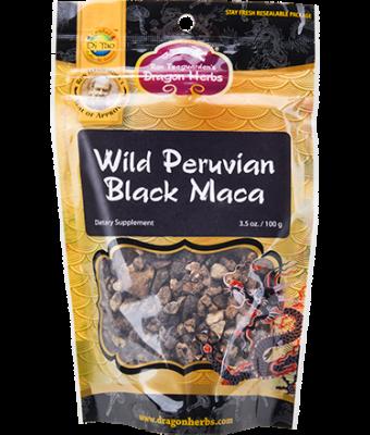 Wild Peruvian Black Maca