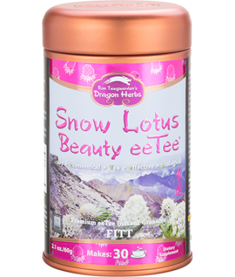 Snow Lotus eeTee in Jar