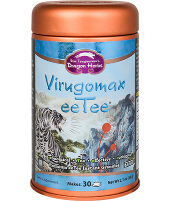 Virugomax eeTee in Jar