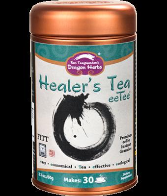 Healer's Tea eeTee in Jar