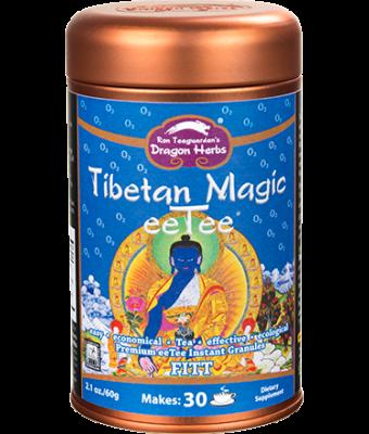 Tibetan Magic eeTee in Jar