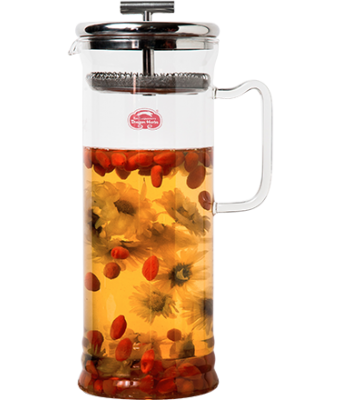 Glass Tea Elixir Maker 32oz