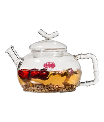 Glass Tea Elixir Maker 20oz