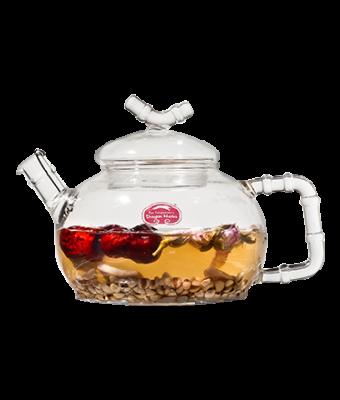 Glass Tea Elixir Maker 20oz