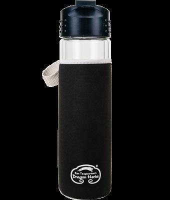 Insulated Glass Travel Bottle & Sleeve