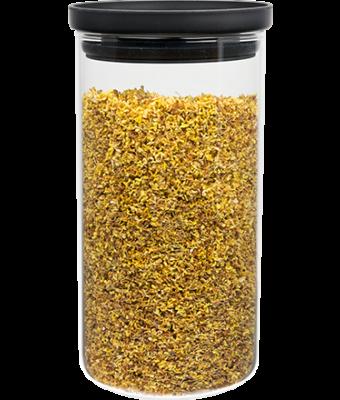 Stackable Glass Jar 27 oz. -- large