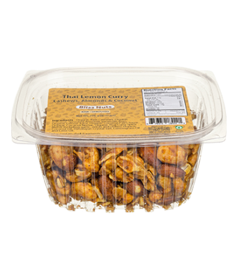 Bliss Nuts Thai Lemon Curry Nuts