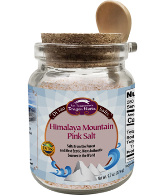 Himalaya Mountain Pink Salt