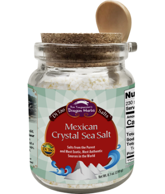 Mexican Crystal Sea Salt