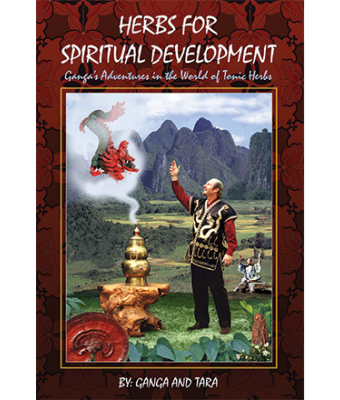 Herbs for Spiritual Development by Ganga Nath