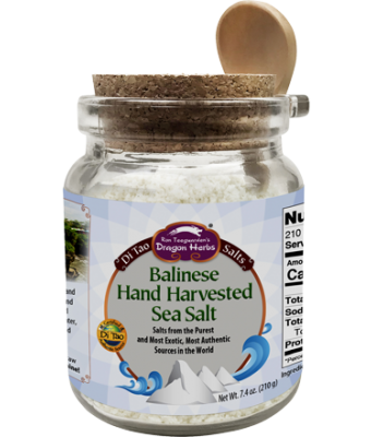 Balinese Handcrafted Sea Salt