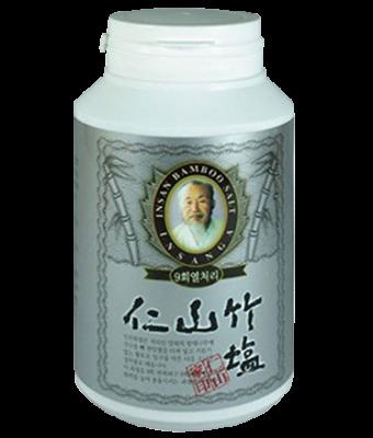 Classic 9X Roasted Bamboo Salt Powder 230g
