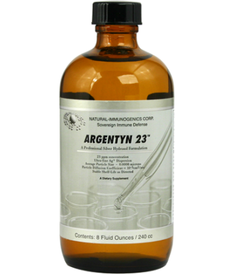 Argentyn 23 8 oz. bottle