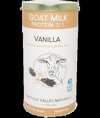 Vanilla Goat Milk Protein 540 grams