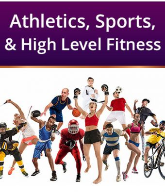 Athletics, Sports, and High Level Fitness