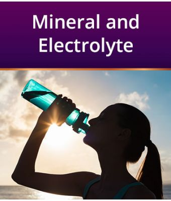 Mineral and Electrolyte Support