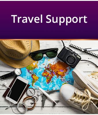 Travel Support