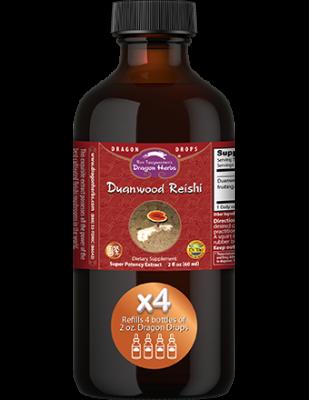 Duanwood Reishi Drops -- 8 fl. oz.
