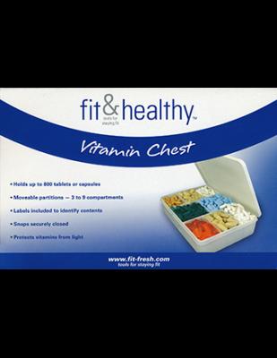 Herb Chest - Vitamin Chest